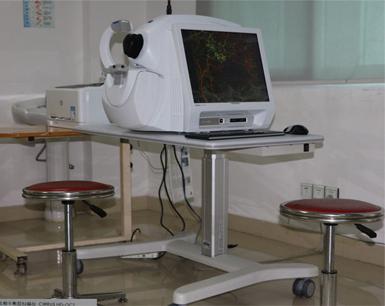 德国蔡司光相干断层扫描仪