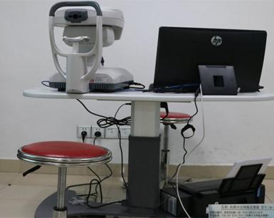 角膜内皮细胞显微镜